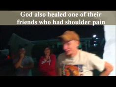 HEALED AT THE COUNTY FAIR - YouTube