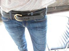 Wide Belt. Style by Kling