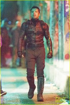 Bucky Barnes, Marvel Actors, Marvel Characters, Marvel Avengers, Emily Vancamp, Dc Movies, Marvel Movies, Sebastian Stan, Vigilante