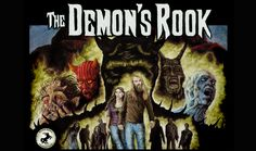 Frightfest 2013 Review: THE DEMON'S ROOK is Trippy, Old-School-DIY Fun | SUMAN ENTERPRISES