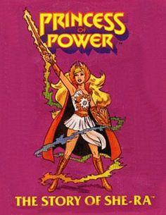 Princess of Power.