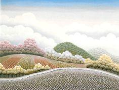by Ivan Rabuzin Ivan Rabuzin, Bo Bartlett, Alex Colville, Naive Art, Visionary Art, Andrew Wyeth, Landscape Paintings, Landscapes, More Pictures