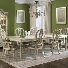 Messina Estates II 7 Piece Dining Set | Wayfair