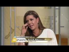 Alicia Machado le cuenta a Jorge Ramos cómo Donald Trump la humilló en público tras ganar su corona - YouTube