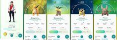 GO Pokemon Account 30 level Team Name frei Team Names, Pokemon Go, Accounting, Messages