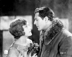 """""""The Airmail"""", 1925, with Billie Dove, Warner Baxter, Paramount."""