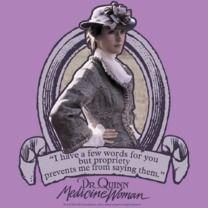 #drquinnmedicinewoman #popfunk  http://www.popfunk.com/mens-tees/cbs-television-city/dr-quinn-medicine-woman/dr-quinn-dr-quinn-quote.html