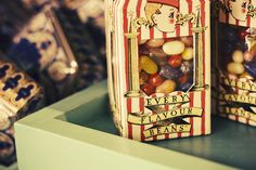 Bertie Botts.