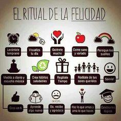 Tips para llevar una vida feliz :))
