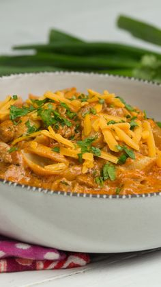 Simple enough to make as a weekday meal, and yummy enough to make every week.