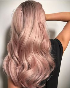 @guy_tang. #rosegold #hair #unicornhair #mermaidhair