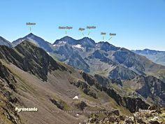 Vistas desde el Pico Musales.