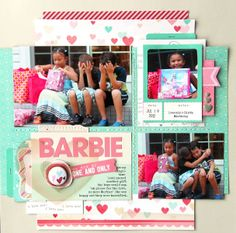 Barbie Love - DT Nancy Damiano's Gallery - Gallery - Invision Power Board