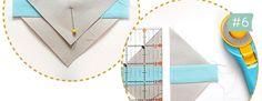 Cross Stitch Block Tutorial // Slice & Insert Method – Pile O' Fabric