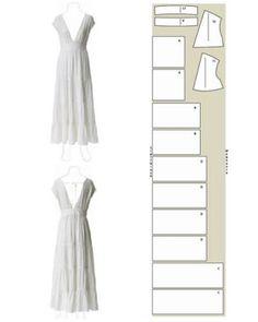 Luftige Kleider selber nähen: Schnitte und Anleitungen - BRIGITTE