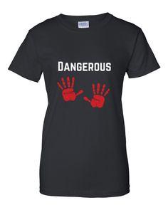 Dangerous-Women's short sleeve t-shirt