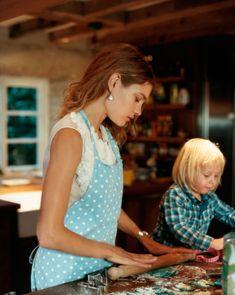 Здоровое питание начинается с мамы