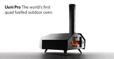 The world's best outdoor oven capable of burning wood, wood pellets, charcoal or gas | Crowdfunding is a democratic way to support the fundraising needs of your community. Make a contribution today!
