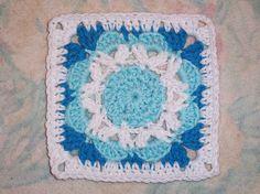 Ravelry: Free SmoothFoxs Jubilee Square 6x6 pattern by Donna Mason-Svara