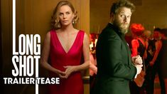Long Shot (film, An American comedy film by Lionsgate/Summit Entertainment. Directed by Jonathan Levine. Movies 2019, New Movies, Movies To Watch, Movies Online, Charlize Theron, O Shea Jackson Jr, June Diane Raphael, Lionsgate Movies, Shot Film