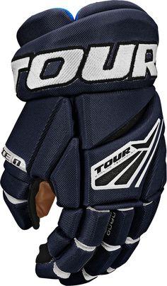 889601b7663 Tour Adult Code 1 Roller Hockey Gloves