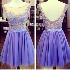 Charming Homecoming Dress