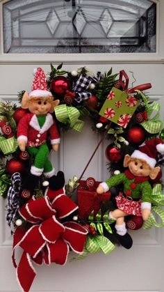 Wreaths by Cherie on Facebook please come see my page :)