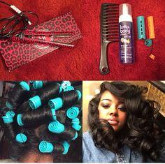 Natural hairstyle #curls #natural