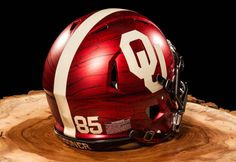 : New Oklahoma Sooner Alt Helmets ...