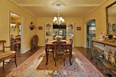 1930′s Storybook Cottage in Dallas Texas....image from: Zillow.com