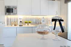 My white kitchen - Home White Home -blog