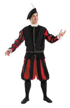 Disfraz de Don Juan Tenorio #medieval