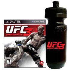 UFC Undisputed 3 PS3. R$179.90