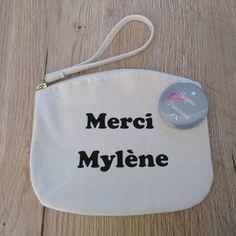 La pochette de la Maîtresse - Déco Papier Caillou Ciseaux