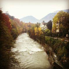 Fall in Merano, Italy