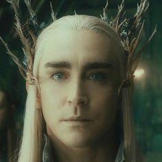 King Thranduil. eeeeee!!!! Love him!