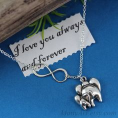Hey, I found this really awesome Etsy listing at https://www.etsy.com/listing/122963251/elephant-necklace-mother-baby-elephant
