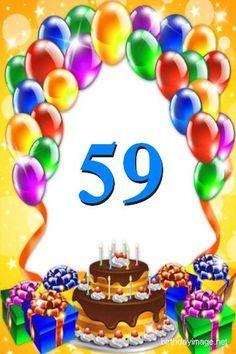 NOV 2015 happy birthday to me...gosh 59 this week- where do the years go?