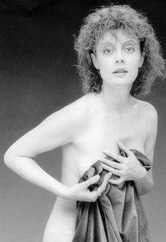 Susan Sarandon by Mapplethorpe