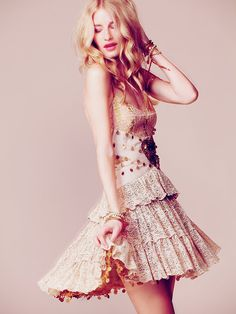 Free People Ana's Limited Edition Ballet Dreams Dress, $600.00