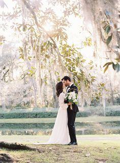 Wedding Ideas Full of Southern Charm from Tec Petaja