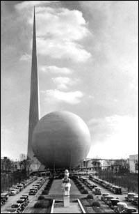 1939 World's Fair   New York  April 30, 1939 ~ October 27, 1940  Science Finds, The Souvenirs