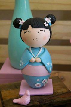Polymer Clay Disney, Polymer Clay Fairy, Polymer Clay Dolls, Polymer Clay Projects, Peg Doll, Clay Fairies, Plastic Bottle Crafts, Cute Clay, Diy Crafts Hacks