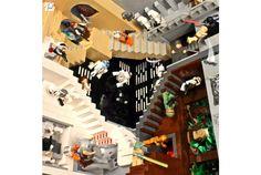 スターウォーズがエッシャーの世界にレゴで乗り込んだ | roomie(ルーミー)