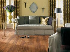 Laminate Flooring Inspirational Room Ideas | Quanbury Flooring Centre | Stayner, ON