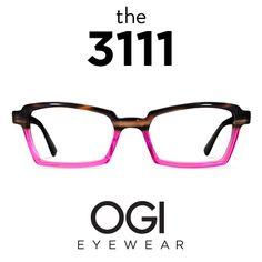 Ogi Eyewear 3111 in Pink Demi