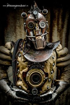 Mr Steampunk ~