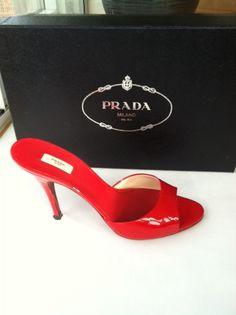 Prada Heels @FollowShopHers