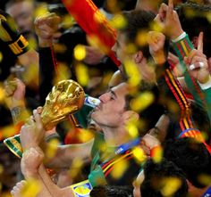 Go to the World Cup - the 2022 one will be held where I live! Can't wait!