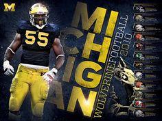2010 Michigan Football Poster Comp